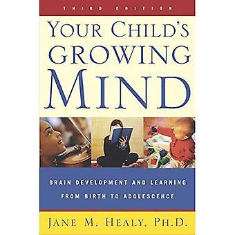 Esprit de croissante de votre enfant: cerveau en développement et l'apprentissage de la naissance à l'Adolescence