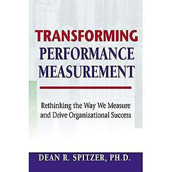 Umwandlung von Performance-Messung