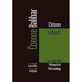 Citizen Subject (Commonalities)