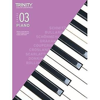 Piano Exam Pieces & Exercises 2018-2020 Grade 3 - Piano 2018-2020 (Sheet music)