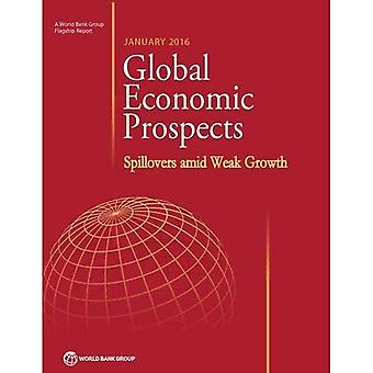 Global Economic Prospects, January 2016: Spillovers amid Weak Growth