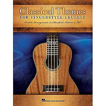 Klassiska teman för Fingerstyle Ukulele
