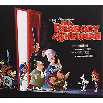 L'Art de M. Peabody & Sherman (Dreamworks)