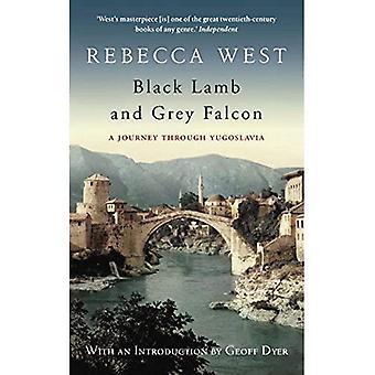 Svart lamm och grå Falcon: en resa genom Jugoslavien