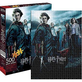 Harry Potter und der Becher des Feuers 500 Stück Jigsaw Puzzle