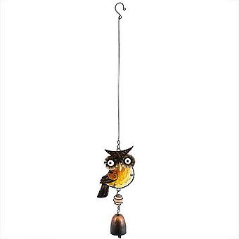 Something Different Owl Dangly Wind Chime