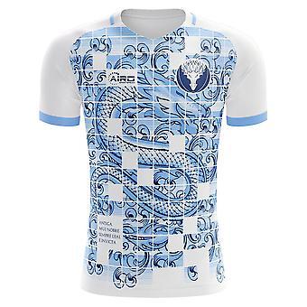 2019-2020 Porto camiseta tercer concepto