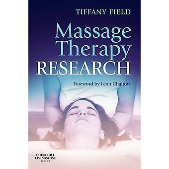 Massage terapi forskning av fältet & Tiffany