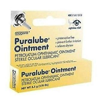 Fougera paralube ointment, petrolatum ophthalmic, 3.5 g