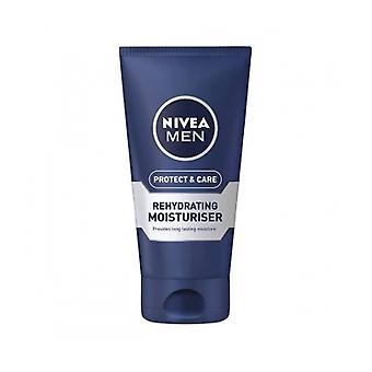 Nivea For Men vochtinbrengende crème 75Ml