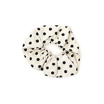 Andamane White Cotton Headband