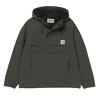 Carhartt WIP Nimbus MeshLined Pullover Jacket  Cypress