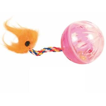 Trixie 2 ball rattle, Plastic (Cats , Toys , Balls)