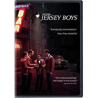 Jersey Boys [DVD] USA importerer