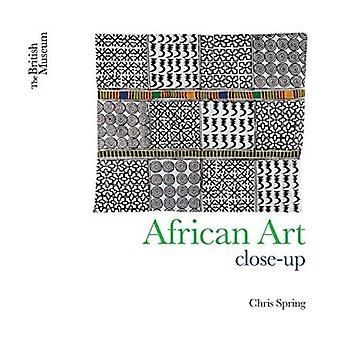 African Art - Close-Up by Chris Spring - 9780714125329 Book