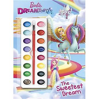 The Sweetest Dream (Barbie Dreamtopia) by Golden Books - 978152471439
