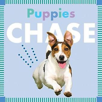 Puppies Chase by Rebecca Glaser - 9781681521961 Book