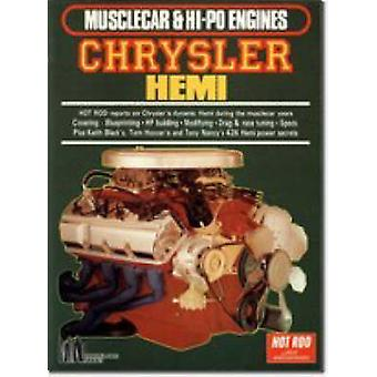 Chrysler Muscle Car and Hi Po Hemi by R. M. Clarke - 9781855201019 Bo