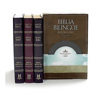 Bible KJV Bilingual RVR Black 1960 - Imitation Leather by Broadman & H