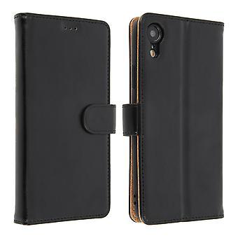 4Smarts Apple iPhone XR Case Folio Support Function Urban Black