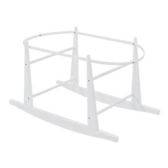 Shnuggle Rocking Moses Basket Stand White 190581