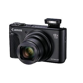 Canon powershot sx740 hs 20 megapizel optical zoom 40x  black