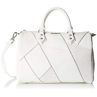 Desigual Bols_halley Bowling Woman White Bag (Blanco) 18x21.2x30.5 cm (B x H x T)