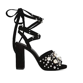 Kenneth Cole New York Womens Dierdre Open Toe Special Occasion Ankle Strap Sa...