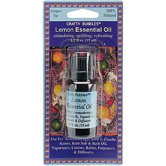 Essential Oil .5oz-Lemon CB12