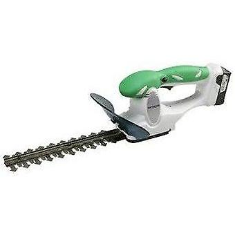 Hitachi Blade hedge trimmer to 10,8V battery with 1.5 Ah Li ION