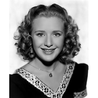Priscilla Lane Ca Early 1940S Photo Print