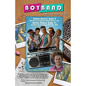 BoyBand film plakat (11 x 17)