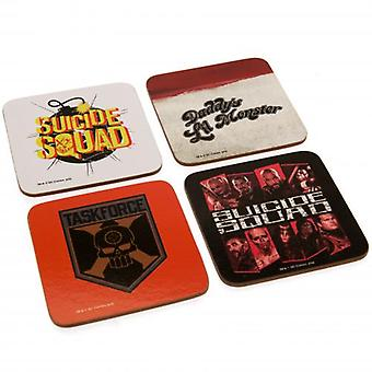 Suicide Squad Coaster Set