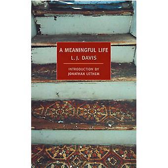 A Meaningful Life by L. J. Davis & Jonathan Lethem
