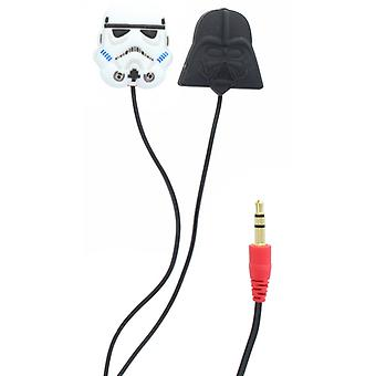 Controles parentales de 85dB STAR WARS auriculares In-Ear