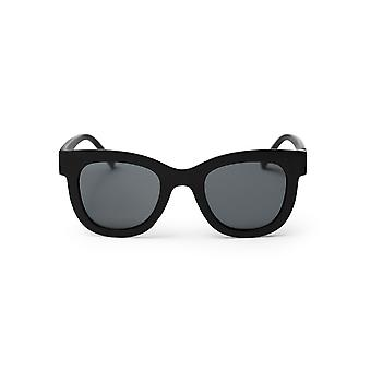 Cheapo Marais Sunglasses - Black / Black