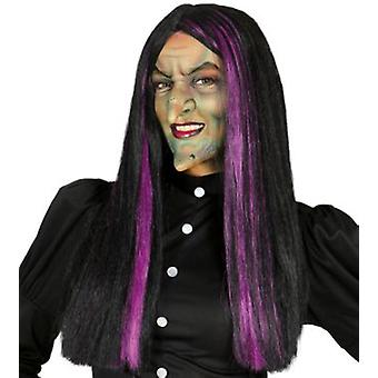 Guirca Mecha Witch Wig Lila (Costumes)