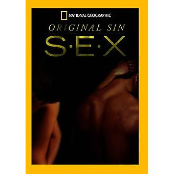 Original Sin: How Sex Changed the World [Blu-ray] USA import