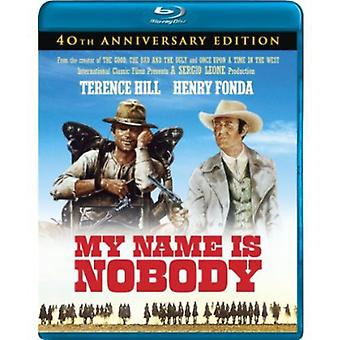 My Name Is Nobody [BLU-RAY] USA import