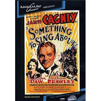 Something to Sing About (1937) [DVD] USA import