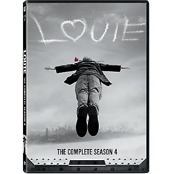 Louie: The Complete Season 4 [DVD] USA import