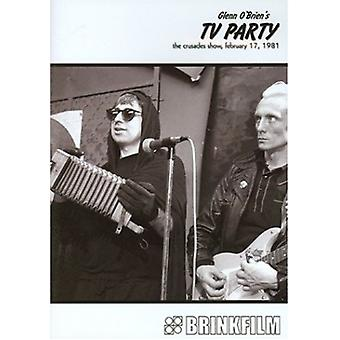 Glenn O'Brien's TV Party: The korstogene Show [DVD] USA import