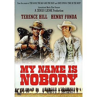 My Name Is Nobody [DVD] USA import