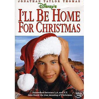 I'Ll Be Home for Christmas [DVD] USA import
