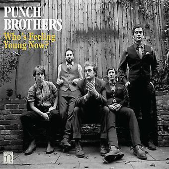 Punch brødre - der 's følelse af unge nu? [CD] USA import