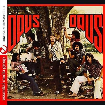 Opus - Opus [CD] USA import