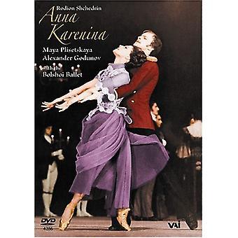 Anna Karenina [DVD] USA importieren
