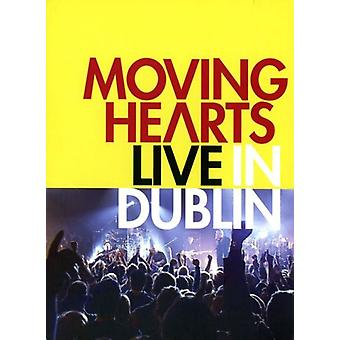 Moving Hearts - Live in Dublin [DVD] USA import