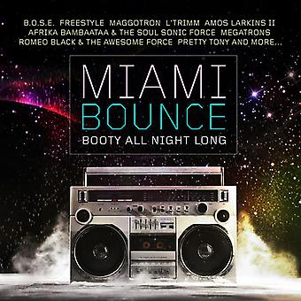 Various Artist - Miami Bounce: Booty All Night Long [CD] USA import