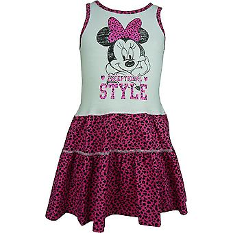 Girls Disney Minnie Mouse | Summer Sleeveless Dress